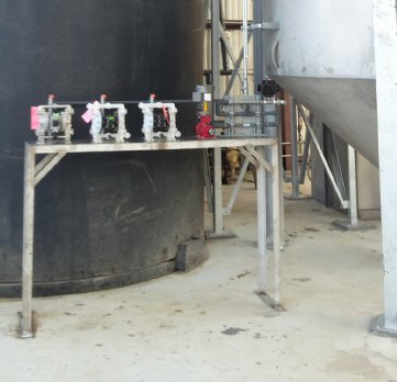 Duckwater - Wastewater Batch Reactor Project